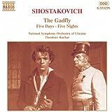 Shostakovich: The Gadfly/Five Days-Five Nights