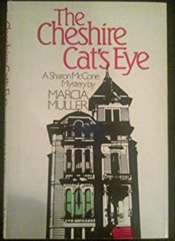 The Cheshire Cat's Eye 0445408502 Book Cover