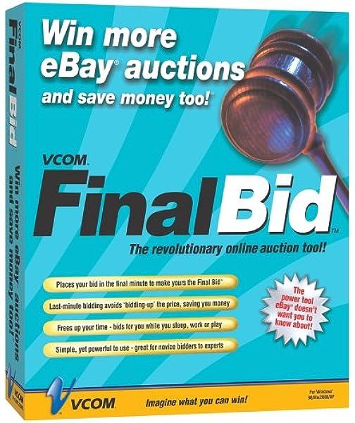 Amazon Com Final Bid