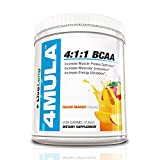 LiveLong Nutrition BCAA 4:1:1 Formula, Fresh Mango, Small 1 Pound Review