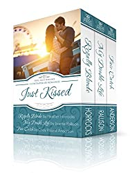 Just Kissed: A Triple Treat Romance Box Set (Triple Treat Romances Book 7)