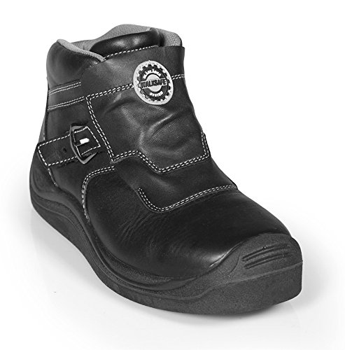 Blakläder 24190000990042 Chaussures Asphalte S2 Taille 42 Noir