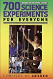 700 Science Experiments for Everyone, UNESCO Staff, 0385052758