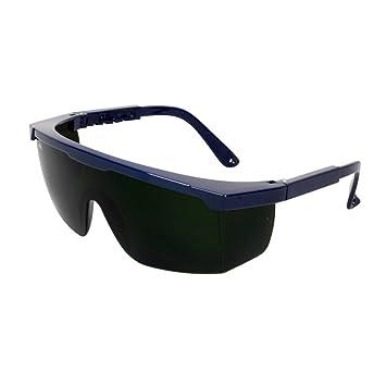 YUNFEILIU Gafas Para Soldar/Gafas De Soldadura Por Arco De Argón/Gafas Antideslumbrantes: Amazon.es: Deportes y aire libre