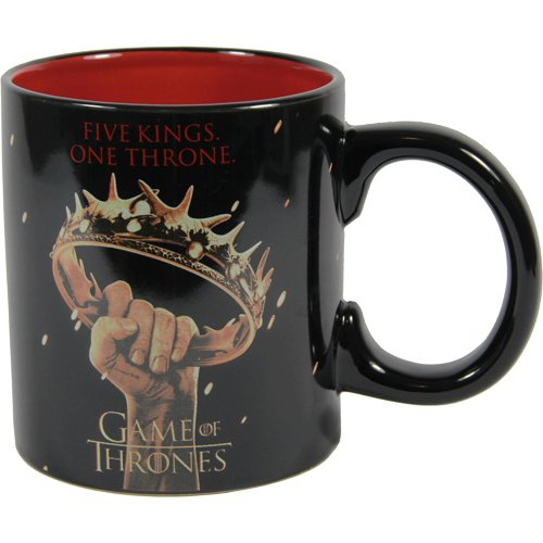Game of Thrones Five Kings One Throne 20oz Mug