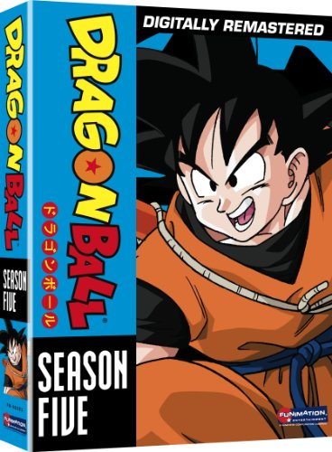 Dragon Ball: Season 5 by FUNimation