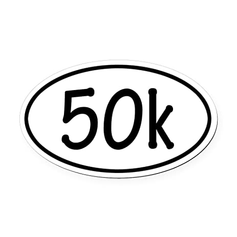 Cafepress 50k oval car magnet oval car magnet euro oval magnetic bumper sticker