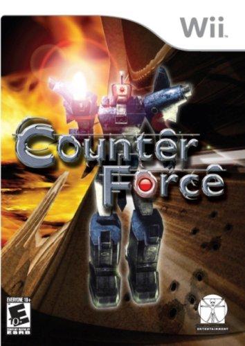 Conspiracy Entertainment Counter Force - Nintendo Wii