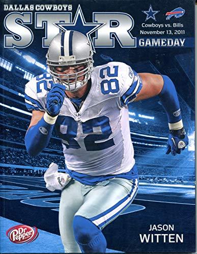 - Dallas Cowboys vs Buffalo Bills STAR Gameday Program November 13, 2011 Jason Witten