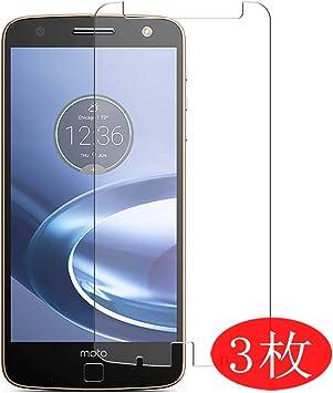 VacFun 3 Piezas HD Claro Protector de Pantalla para Motorola Moto ...
