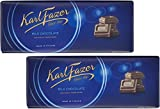 Karl Fazer Blue Original Finnish Milk Chocolate