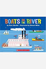 Boats On The River Board book