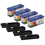 PrintOxe™ Compatible Set for TN 436 of 4 Toner Cartridges TN436 (Black, Cyan, Magenta, Yellow) for Brother HL-L8260CDW L8360CDW L8360CDWT L9310CDW(T) & MFC-L8900CDW L9570CDW L8610CDW