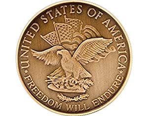 Coins of America U.S. Army Challenge Coin from Coins of America