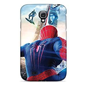 Durable Defender Cases For Galaxy S4 Tpu Covers(exclusive The Amazing Spider-man 2)