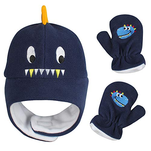 Winter Beanie Toddler Balaclava Embroidery product image