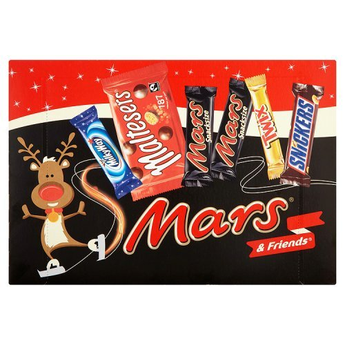 Mars Friends Medium Selection Box product image