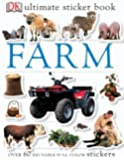 Ultimate Sticker Book: Farm (Ultimate Sticker Books)