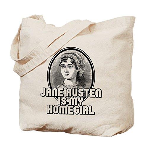 Jane Austen CafePress bolso - estándar Multi-color