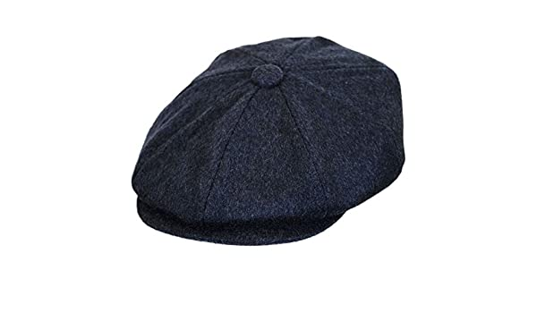 9696710e Baskerville Hat Company Cashmere and Wool Newsboy Cap (Small) at Amazon  Men's Clothing store: