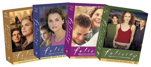 Felicity - The Complete Seasons One Through Four (Freshman - Senior Years) - Amazon.com Exclusive by Buena Vista Home Video