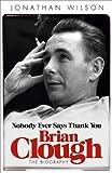 Brian Clough?, Jonathan Wilson, 0753828715