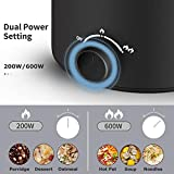 Topwit Electric Hot Pot, Mini Ramen Cooker, 1.6L