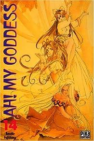 Ah ! My Goddess, tome 14 par  Kosuke Fujishima