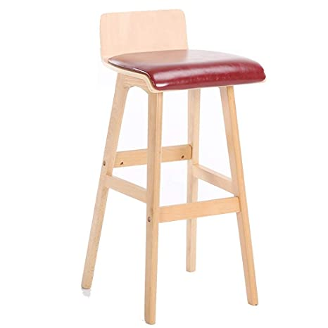 Admirable Barstools Backless Swivel Stool Solid Wood Bar Stool Simple Gmtry Best Dining Table And Chair Ideas Images Gmtryco