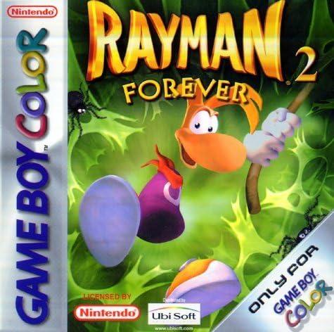 GameBoy Color - Rayman 2 Forever: Amazon.es: Videojuegos