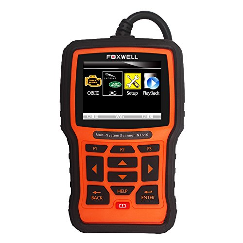 Foxwell Jaguar Professional Diagnostic Scanner product image