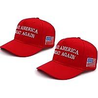 60a00496 Make America Great Again Hat,MAGA Hat with USA Flag,Donald Trump Slogan  Baseball