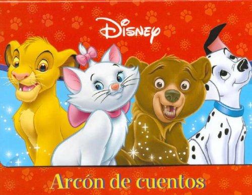 arcon-de-cuentos-disney-animales-disney-animals-spanish-language-edition-spanish-edition