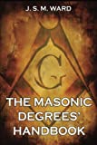 img - for The Masonic Degrees' Handbook book / textbook / text book