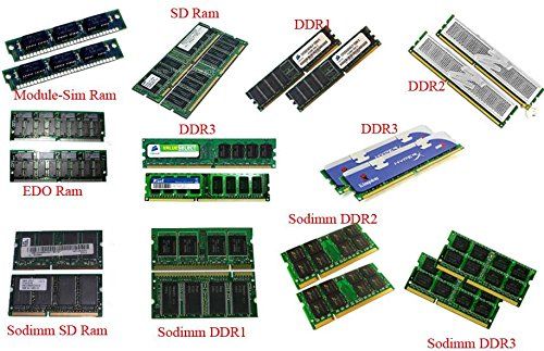 2GB 2x1GB DDR2 667Mhz PC2-5300 SODIMM Memory for Dell Latitude D610 D620 D630 by ()
