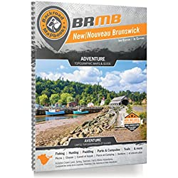 New Brunswick & PEI Backroad Mapbook