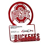 SWEN Products OHIO STATE BUCKEYES Business Card Holder