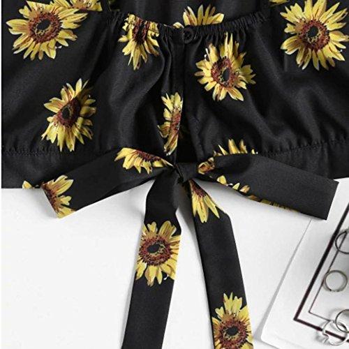Damen Donna Ballerine Bekleidung Nero SANFASHION shirt122 SANFASHION Ew6BWqz