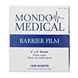 MonMed Barrier Film and Film Box Dispenser - 1200