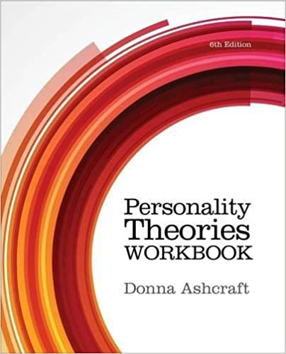Amazon personality theories workbook 9781285766652 donna personality theories workbook 6th edition fandeluxe Image collections