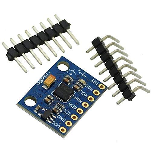 Gy-521 MPU-6050 MPU6050 Module 3 Axis Analog Gyro Sensors+ 3 Axis Accelerometer ()