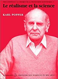 Realisme et la science (le) par Karl Popper