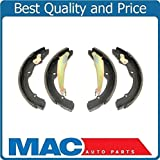 Rear Brake Shoes B999 For 2011-2012 VW Volkswagen Jetta With Rear Drums