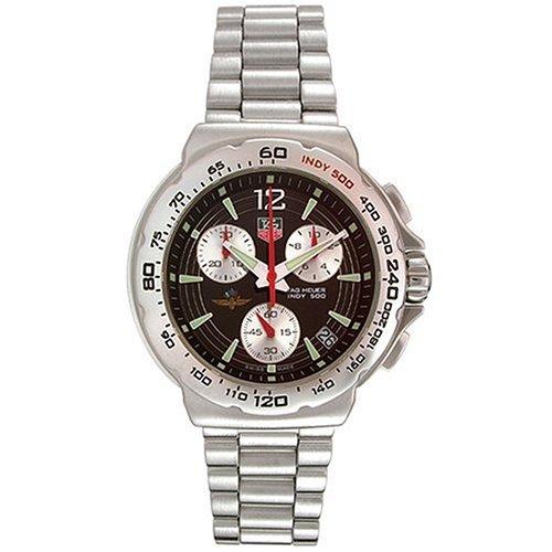 TAG Heuer de hombre CAC111B. BA0850 Indy 500 reloj