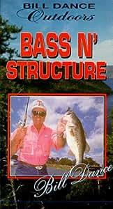 Bill Dance Outdoors: Bass N Structure [VHS]