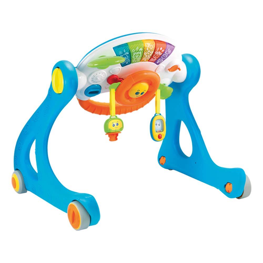 winfun - Gimnasio bebé 5 en 1 con sonidos(44731)