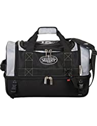 Louisville Slugger EB Clubhouse Collection Split Level Duffle, Black