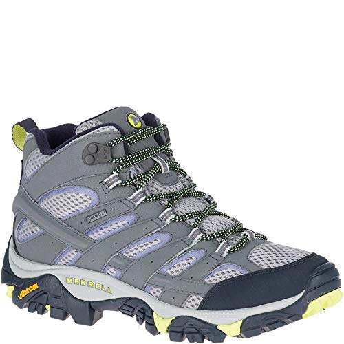 Merrell Moab 2 Mid Gore-TEX Women 8.5 Navy/Morning