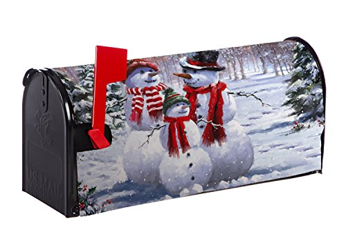 y Nylon Magnetic Mailbox Cover for Standard Sized Mailboxes (Personalized Mailbox Covers)