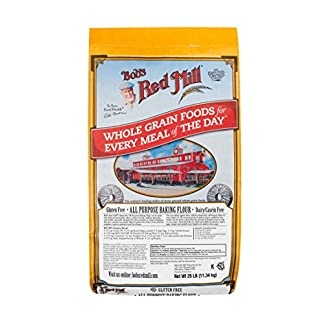 All Purpose Gluten Free Flour by Bob's Red Mill, 22 oz (2 Pack)